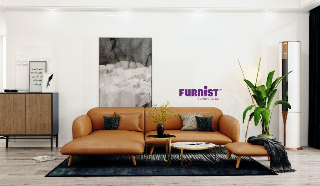 Sofa Furnist cao cấp chuẩn Châu Âu